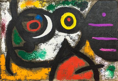 Miró photo