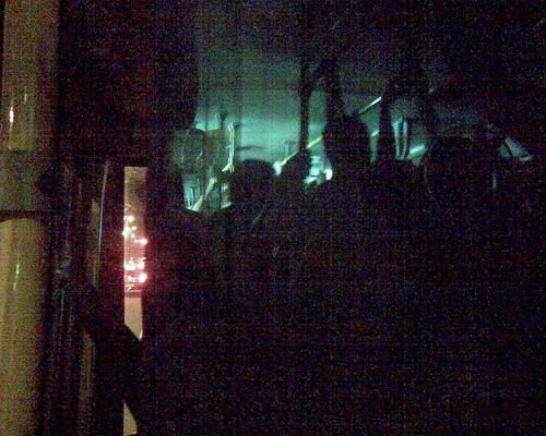 ônibus cheio photo