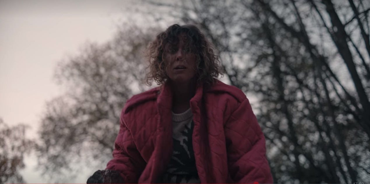 Imagem de Helene Albers sobre o corpo de Katharina Nielsen, no episódio T03E05.
